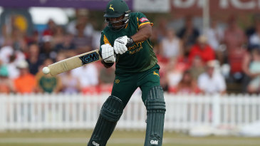 Samit Patel set the tempo for Notts