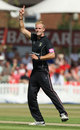 Zak Chappell picked up three wickets, Leicestershire v Nottinghamshire, Vitality Blast, North Group, Grace Road, July 8, 2018