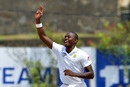 Kagiso Rabada celebrates a wicket, Sri Lanka v South Africa, 1st Test, Galle, 1st day, July 12, 2018