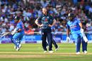 Rohit Sharma and Virat Kohli made the England bowlers toil, England v India, 1st ODI, Nottingham, July 12, 2018