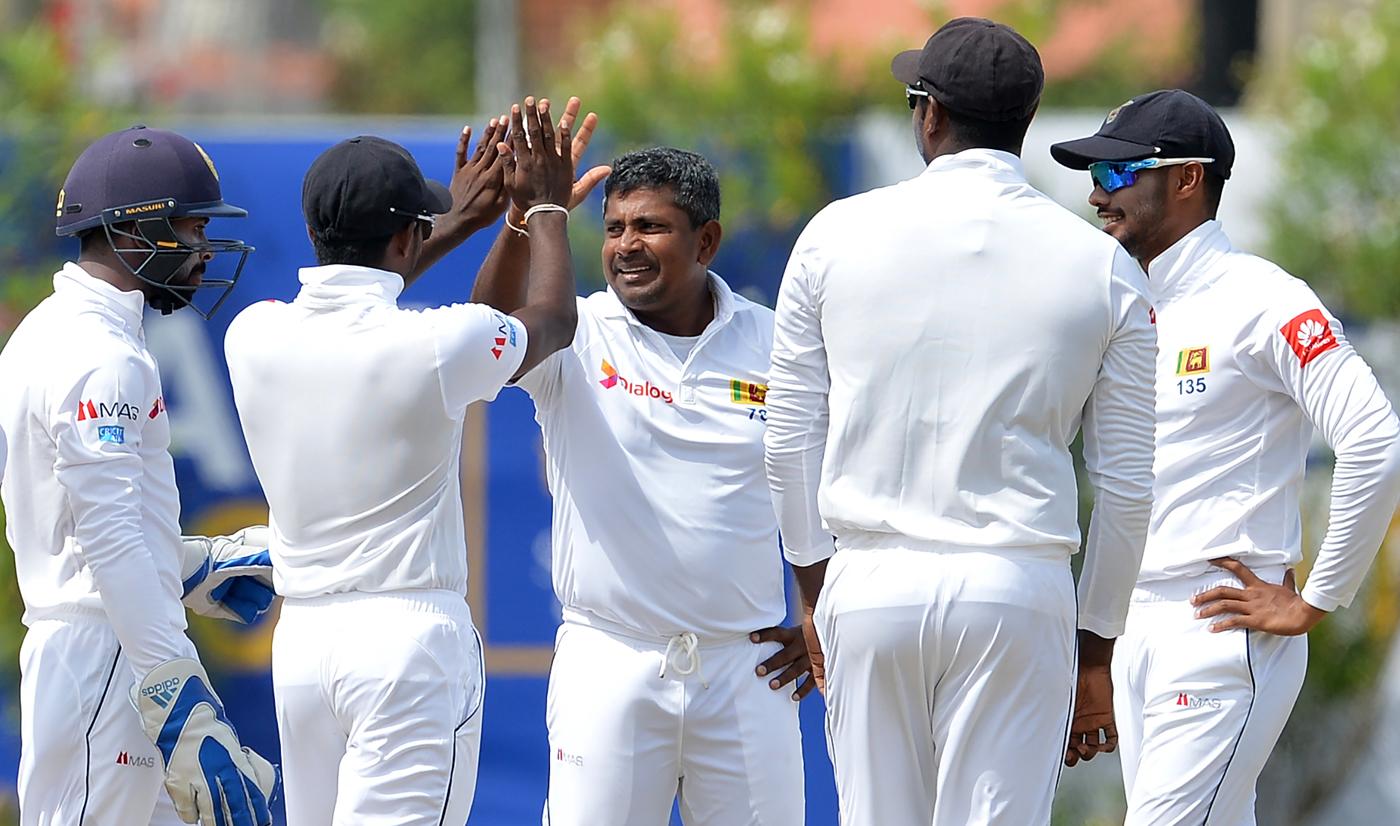 Sri Lanka vs South Africa 1st Test Day 2