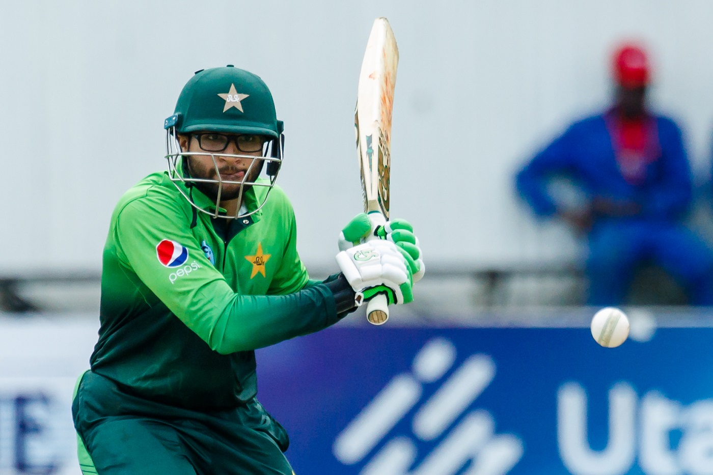 Zimbabwe vs Pakistan, 2018: 4th ODI, Bulawayo - Statistical Highlights