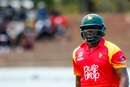 Hamilton Masakadza was dismissed for 7, Zimbabwe v Pakistan, 1st ODI, Bulawayo, July 13, 2018