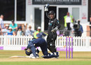 Tammy Beaumont is caught down the leg side, England v New Zealand, 3rd Women's ODI, Leicester