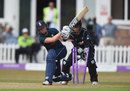 Heather Knight is bowled, England v New Zealand, 3rd Women's ODI, Leicester