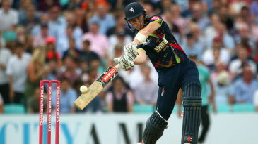 Sam Billings makes room