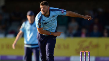 Tim Bresnan was a key part of Yorkshire's victory