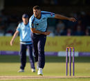 Tim Bresnan in action, Essex v Yorkshire, Royal London Cup semi-final, Chelmsford, June 14, 2018
