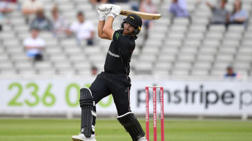 Ben Raine followed up his second fastest T20 hundred in England in style