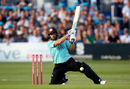 Aaron Finch brought Sussex to their knees, Sussex v Surrey, Vitality Blast, Hove, July 13, 2018