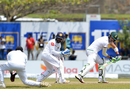 Faf du Plessis was caught at slip, Sri Lanka v South Africa, 1st Test, Galle, 3rd day, July 14, 2018