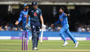 Kuldeep Yadav broke through with his second delivery, England v India, 2nd ODI, Lord's, July 14, 2018