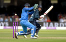 Joe Root paddles fine of MS Dhoni, England v India, 2nd ODI, Lord's, July 14, 2018