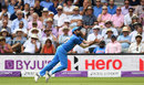 Rohit Sharma made a lot of ground to catch Moeen Ali, England v India, 2nd ODI, Lord's, July 14, 2018
