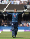 Joe Root made his 12th ODI hundred, England v India, 2nd ODI, Lord's, July 14, 2018