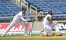 Keemo Paul is stumped by Nurul Hasan, West Indies v Bangladesh, 2nd Test, Jamaica, 3rd day, July 14, 2018