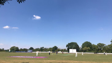 A general view of Sileby Town CC