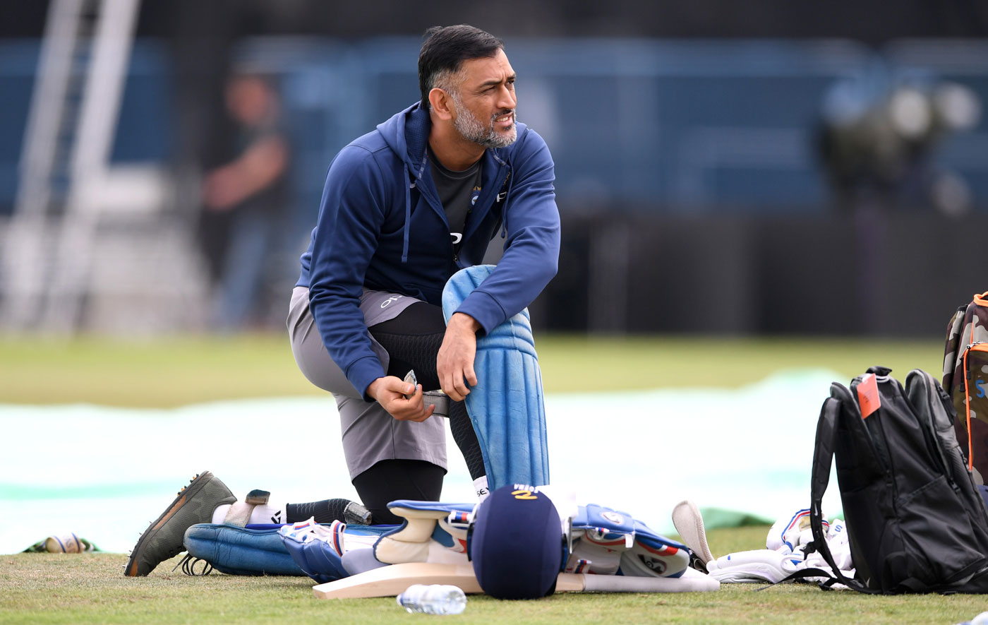 Watch: In Absence Of Ravi Shastri, MS Dhoni Guides Bowlers In Nets