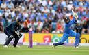 Dinesh Karthik looked good until he dragged on to Adil Rashid, England v India, 3rd ODI, Headingley, July 17, 2018