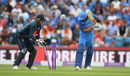 Virat Kohli beaten by sharp turn, England v India, 3rd ODI, Headingley, July 17, 2018