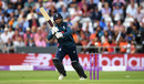James Vince was making his first ODI appearance in almost two years, England v India, 3rd ODI, Headingley, July 17, 2018