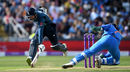MS Dhoni brilliantly run out James Vince, England v India, 3rd ODI, Headingley, July 17, 2018