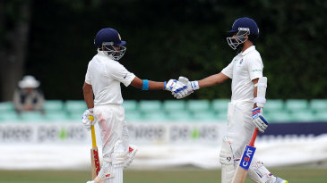Prithvi Shaw reaches his half-century