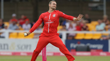 Liam Livingstone claimed his best T20 figures