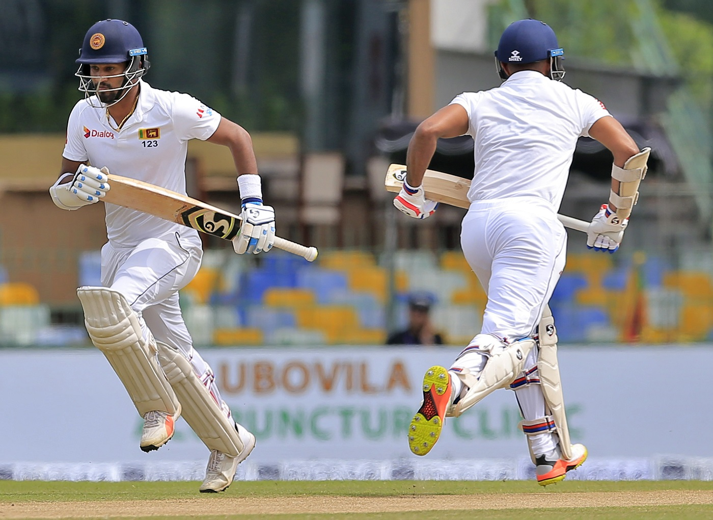 Sri Lanka vs South Africa 2nd Test Day 1