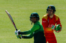 Fakhar Zaman muscles one away, Zimbabwe v Pakistan, 5th ODI, Bulawayo, July 22, 2018