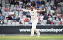Jordan Clark claimed a Roses hat-trick for Lancashire, Lancashire v Yorkshire, County Championship, July 22, 2018