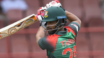 Tamim Iqbal steers one behind point