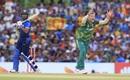 Wiaan Mulder had Shehan Jayasuriya feathering behind, Sri Lanka v South Africa, 2nd ODI, Dambulla, August 1, 2018