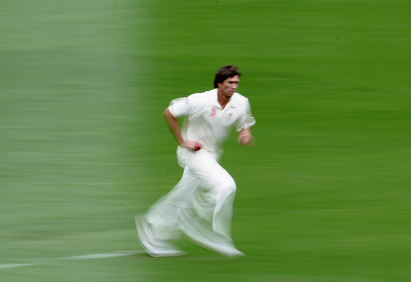 Glenn McGrath: the best argument in favour of bowling a good length