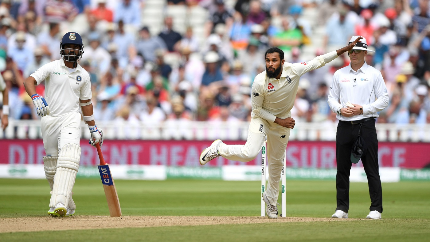Watch: Ben Stokes Accidentally Punches Adil Rashid While Celebrating Wicket