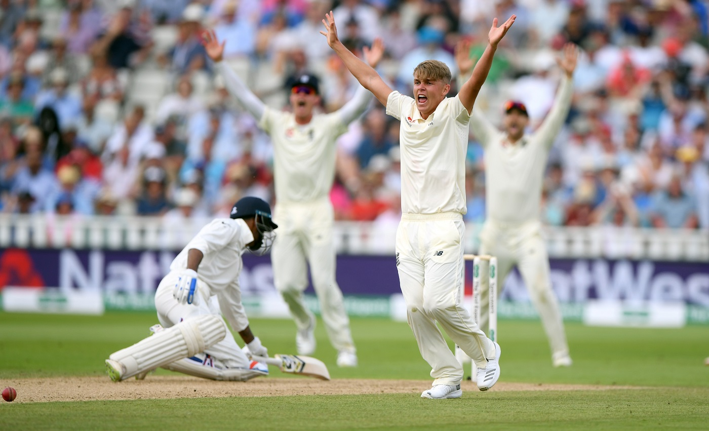 England vs India, Trevor Bayliss, Sam Curran
