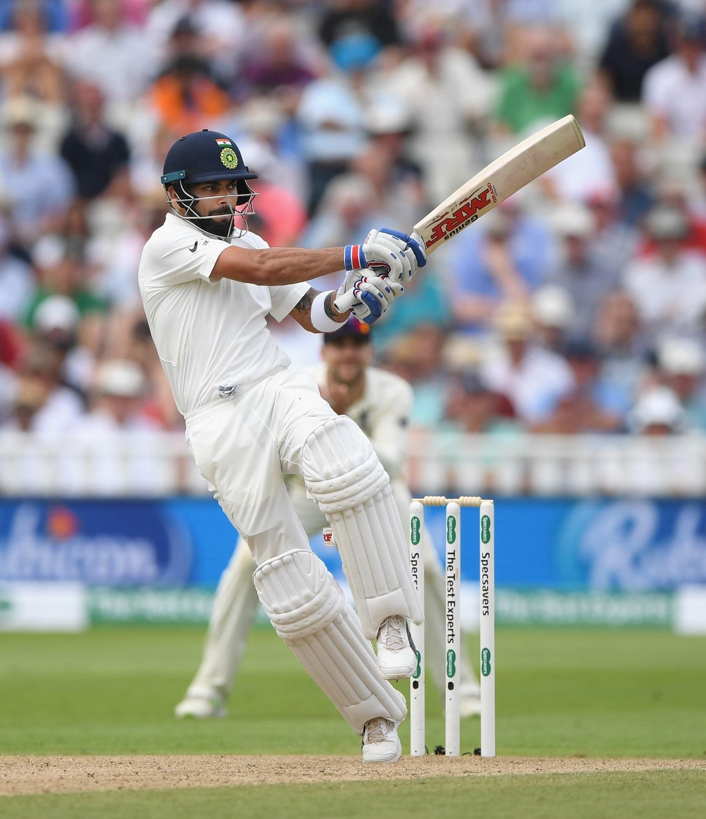 England vs India, Sunil Gavaskar, Virat Kohli