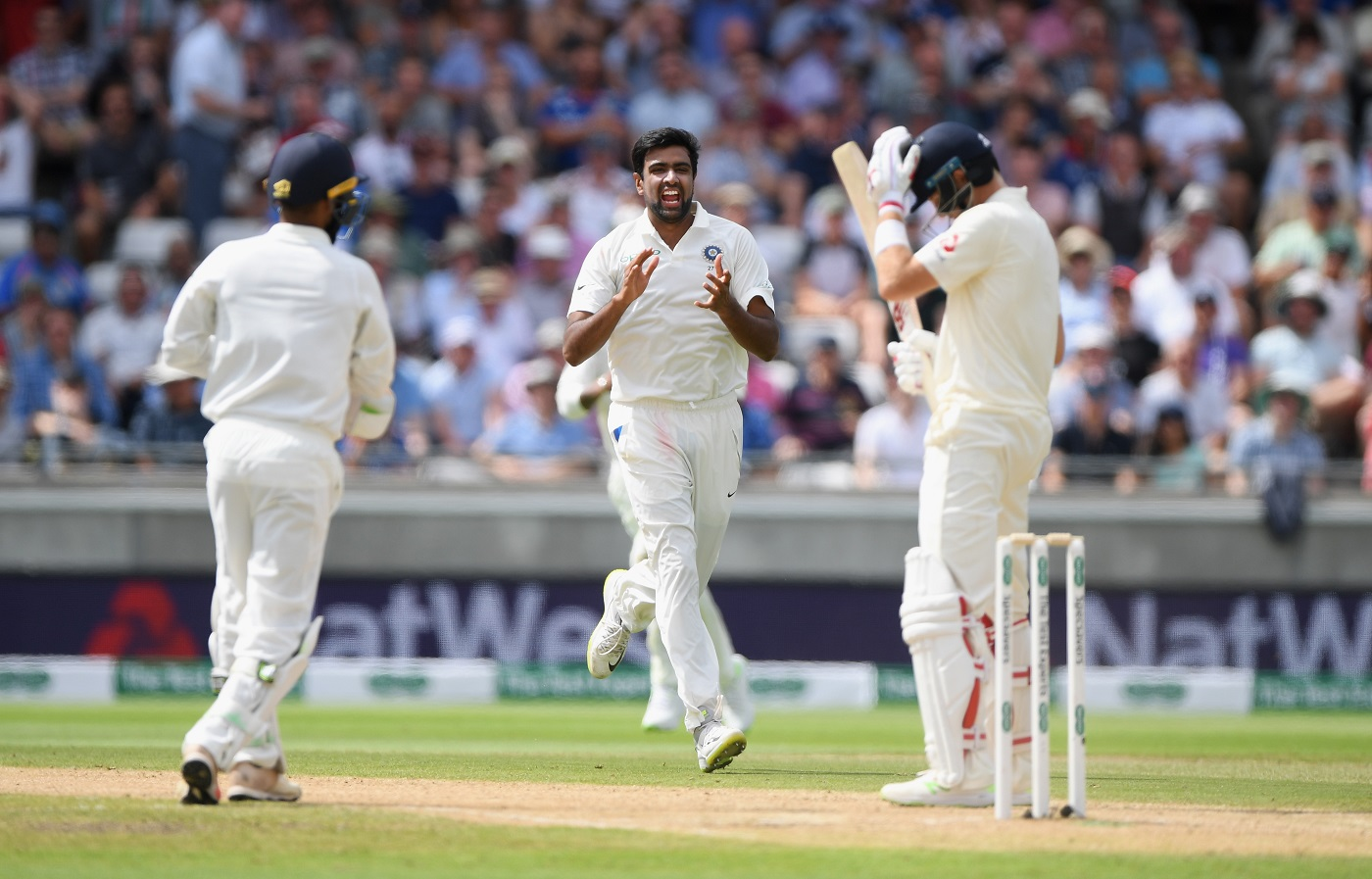Ravichandran Ashwin is suffering from a groin injury