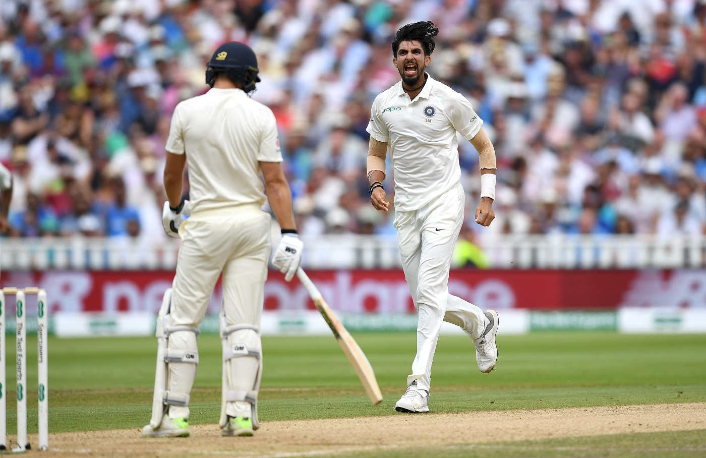 Ishant Sharma picked up 5 wickets for 51 runs