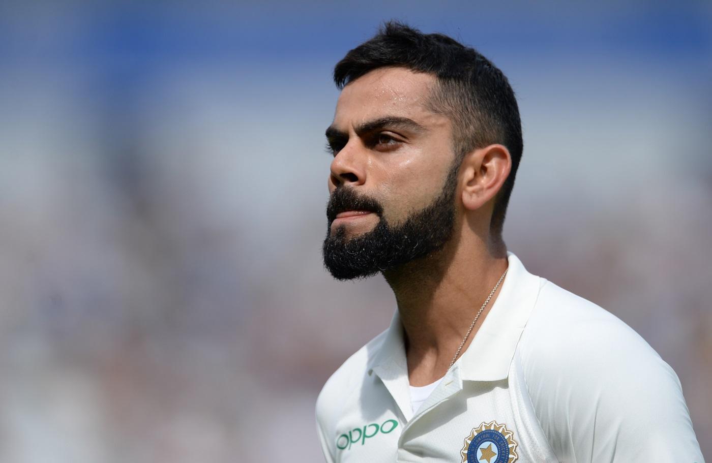 England vs India, Virat Kohli