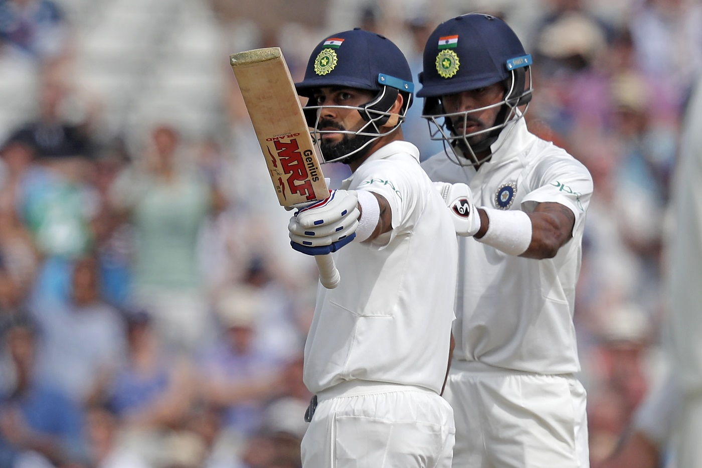 ENG vs IND 2018: Virat Kohli Becomes Indian Player With Most 200-Plus Runs In A Test Match