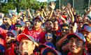 Captain Paras Khadka and the rest of the Nepal team take an impromptu celebratory selfie, Netherlands v Nepal, 2nd ODI, Amstelveen, August 3, 2018