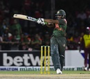 Shakib Al Hasan muscles a pull, West Indies v Bangladesh, 2nd T20I, Lauderhill, August 4, 2018
