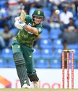 David Miller crunched his 11th ODI fifty, Sri Lanka v South Africa, 3rd ODI, Pallekele, August 5, 2018