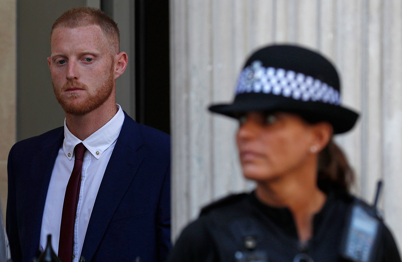 Ben Stokes 'Lost Control' In Bristol Street Brawl, Court Told .