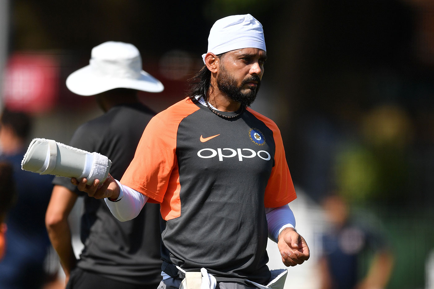 Sourav Ganguly Gives His Views On Murali Vijay's Lack Of Communication Claims With Selectors