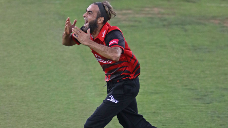 Imran Tahir was driven to distraction by England's motorways
