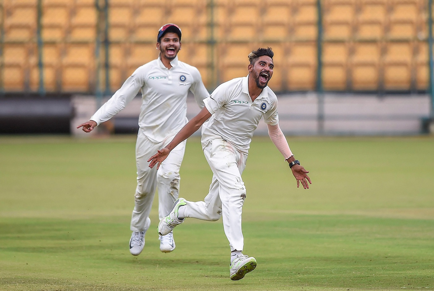 India vs West Indies 2018: Shikhar Dhawan Dropped, Mohammed Siraj & Mayank Agarwal Receive Maiden Test Call 1