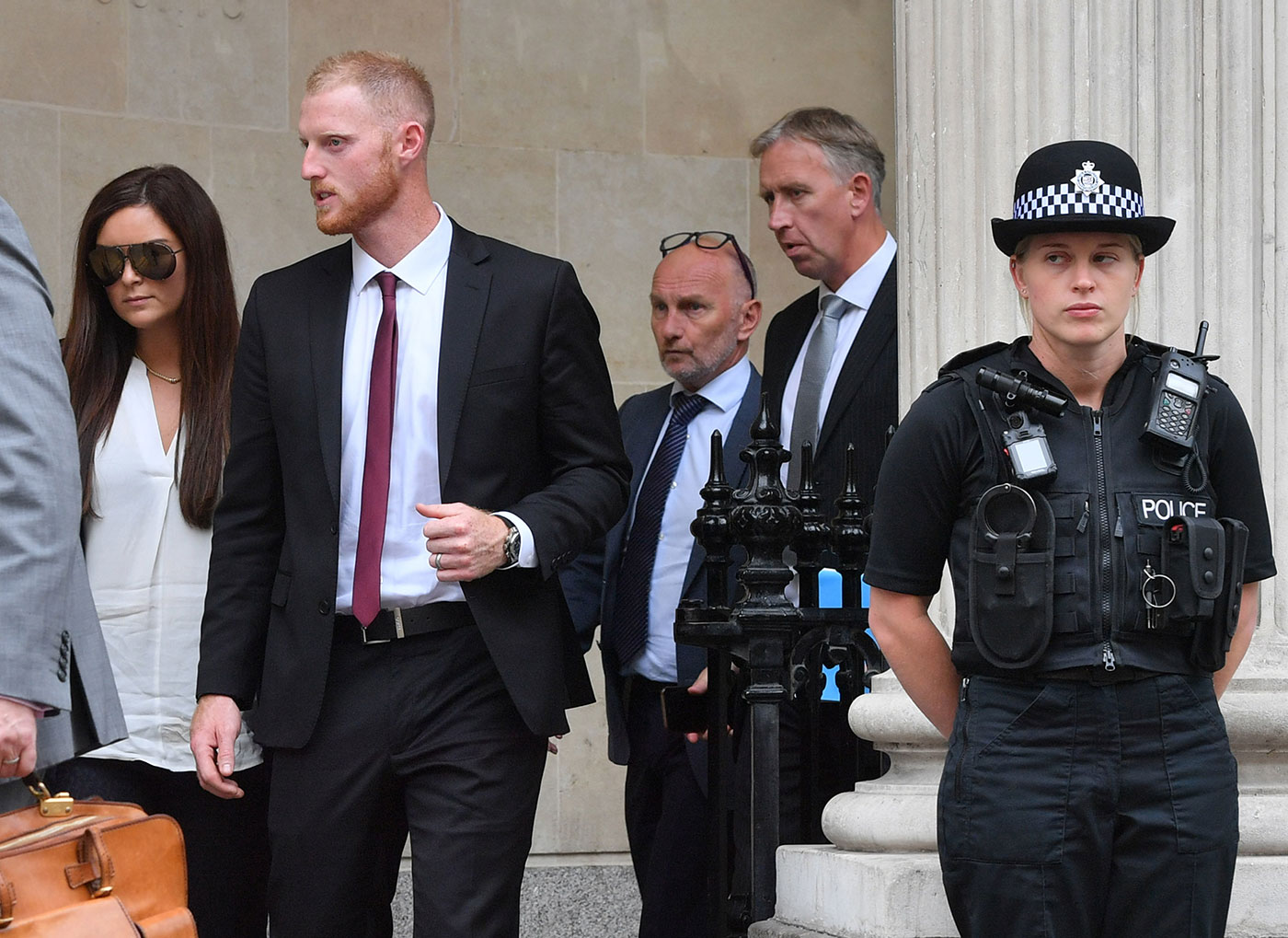 Ben Stokes found not guilty of affray over street fight