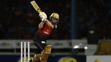 Colin Munro struck a 33-ball half-century to pace the Trinbago innings